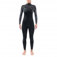 Quantum Chest Zip Full Suit 3/2mm - Women's by Dakine
