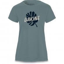 Abstract Palm Short Sleeve Tech T-shirt - Women's by Dakine