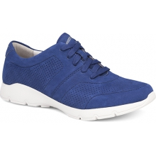 Women's Alissa Blue Milled Nubuck