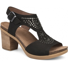 Women's Deandra Black Nubuck by Dansko