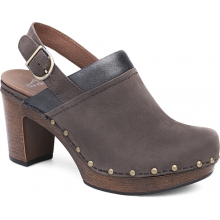 Women's Delle Grey Milled Nubuck by Dansko