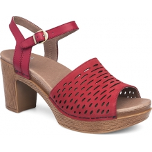 Women's Denita Red Milled Nubuck by Dansko