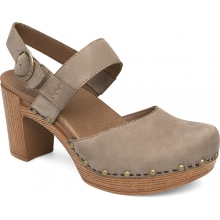 Women's Dotty Taupe Milled Nubuck by Dansko