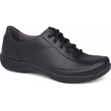 Women's Emma Black Leather