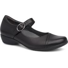 Women's Fawna Black Milled Nappa by Dansko in Broomfield Co