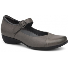 Women's Fawna Grey Burnished Nappa