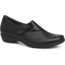 Franny Black Milled Nappa by Dansko in Longmont Co