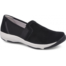 Women's Halle Black Suede by Dansko