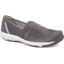 Women's Halle Grey Suede by Dansko