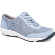 Hayes Light Blue Suede