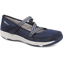 Women's Hazel Navy Suede by Dansko