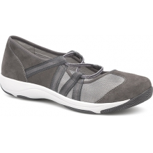 Women's Honey Charcoal Suede by Dansko