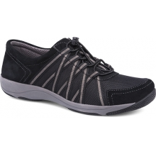 Women's Honor Black/Black Suede by Dansko in Cedar Falls IA