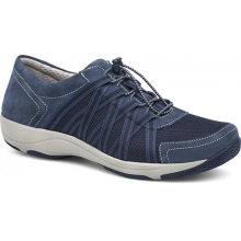 Women's Honor Blue Suede