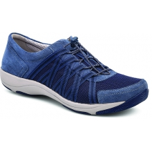 Honor Wide Blue Suede by Dansko in Marion IA
