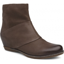 Women's Lettie Teak Burnished Nubuck by Dansko
