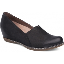 Women's Liliana Black Burnished Nubuck by Dansko