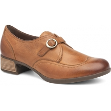 Women's Livie Saddle Burnished Nappa by Dansko