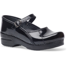 Women's Marcelle Black Patent by Dansko