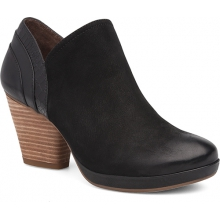 Women's Marcia Black Burnished Nubuck