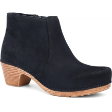 Women's Maria Black Milled Nubuck by Dansko