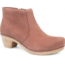 Maria Dusty Rose Milled Nubuck