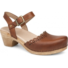 Women's Marta Camel Full Grain by Dansko