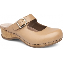 Women's Martina Sand Full Grain by Dansko