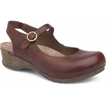 Women's Maureen Brown Pull Up by Dansko