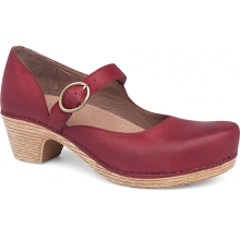 Women's Missy Red Veg by Dansko