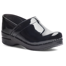Narrow Pro Black Patent by Dansko in Fort Smith Ar