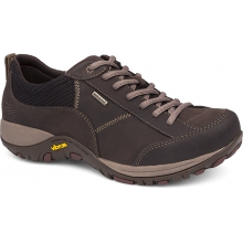 Paisley Chocolate Milled Nubuck by Dansko in Carroll IA