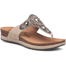 Women's Pamela Taupe Jewelled