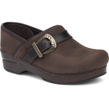 Women's Pammy Brown Milled Nubuck