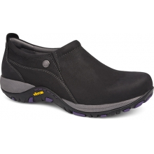 Patti Black Milled Nubuck by Dansko in Spencer IA