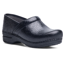 Women's Pro XP Black Floral Tooled by Dansko in Fort Smith Ar