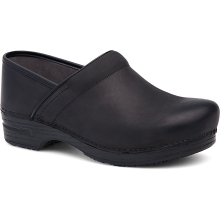 Men's Pro XP  Black Burnished Nubuck by Dansko