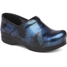 Women's Professional Blue Shadow Patent by Dansko