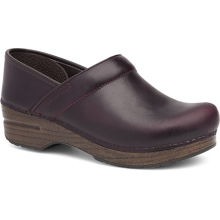 Women's Professional Cordovan Pull Up by Dansko