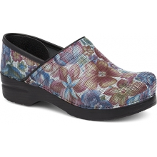 Women's Professional Exotic Floral Patent by Dansko