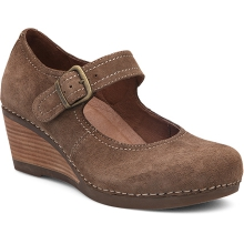 Women's Sandra Taupe Suede