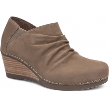 Sheena Walnut Nubuck