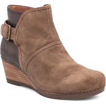Women's Shirley Taupe Suede