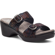 Women's Sophie Black Stained Glass by Dansko