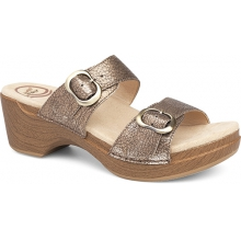 Women's Sophie Gold Nappa by Dansko