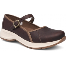 Women's Steffi Brown Tumbled Pull Up by Dansko