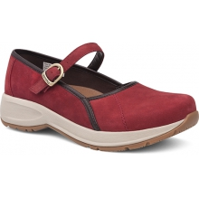 Women's Steffi Red Milled Nubuck by Dansko