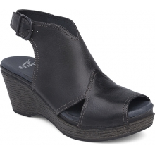 Women's Vanda Black Distressed by Dansko