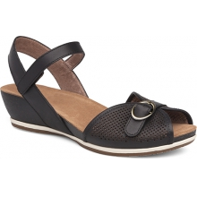 Women's Vanna Black Full Grain by Dansko
