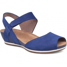 Women's Vera Blue Milled Nubuck by Dansko